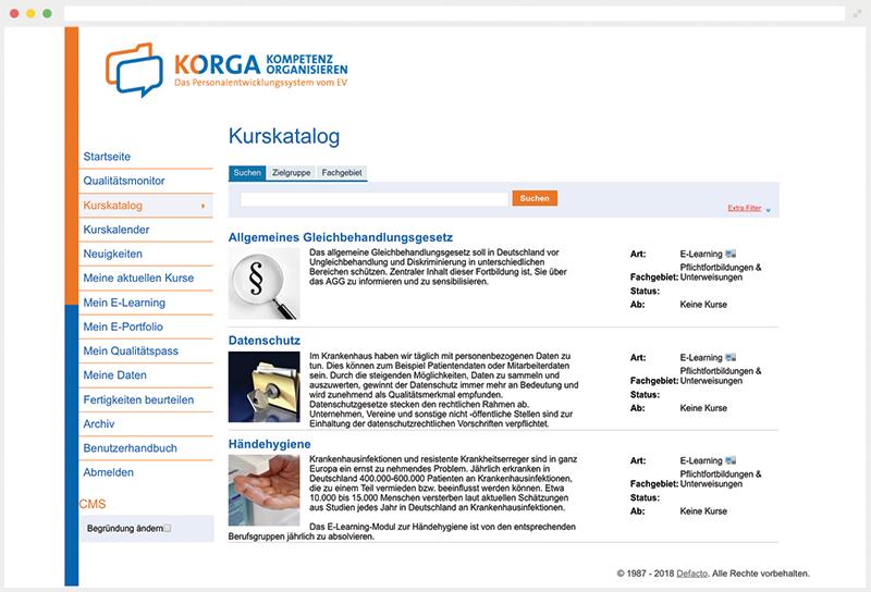 KORGA-System