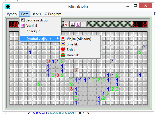 project Minesweeper