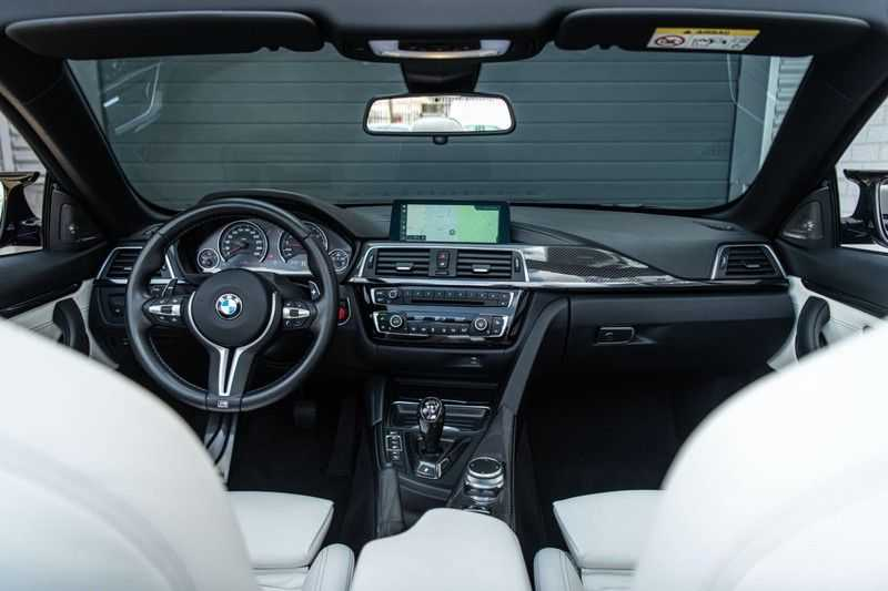 BMW M4 Cabrio Competition, DCT, 450 PK, Harman/Kardon, LED. Comfort/Toegang, Surround View, DAB, Head/Up, 9500KM!! afbeelding 3