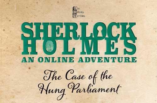 Sherlock Holmes - An Online Adventure