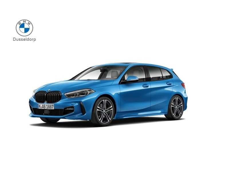 BMW 1 Serie 118i Executive Edition M-Sport afbeelding 1