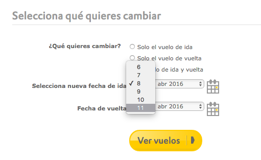 Come on Vueling, we can still be friends