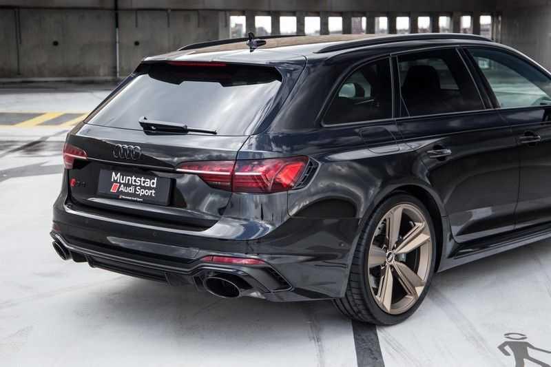 Audi RS4 Avant 2.9 TFSI quattro | 450PK | Style pakket Brons | Keramische remschijven | RS Dynamic | B&O | Sportdifferentieel | 280 km/h Topsnelheid | afbeelding 5