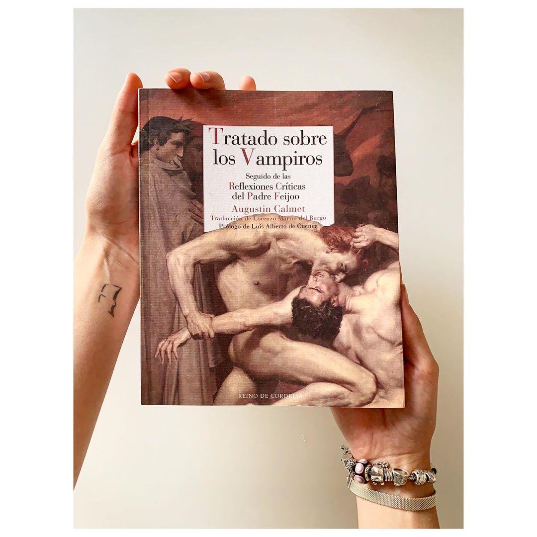 """Imagen de Reseña de """"Tratado sobre los Vampiros"""", de Augustin Calmet"""