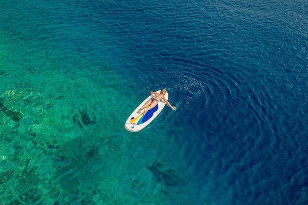 5 Gorgeous Paddle Boarding Locations In The Caribbean
