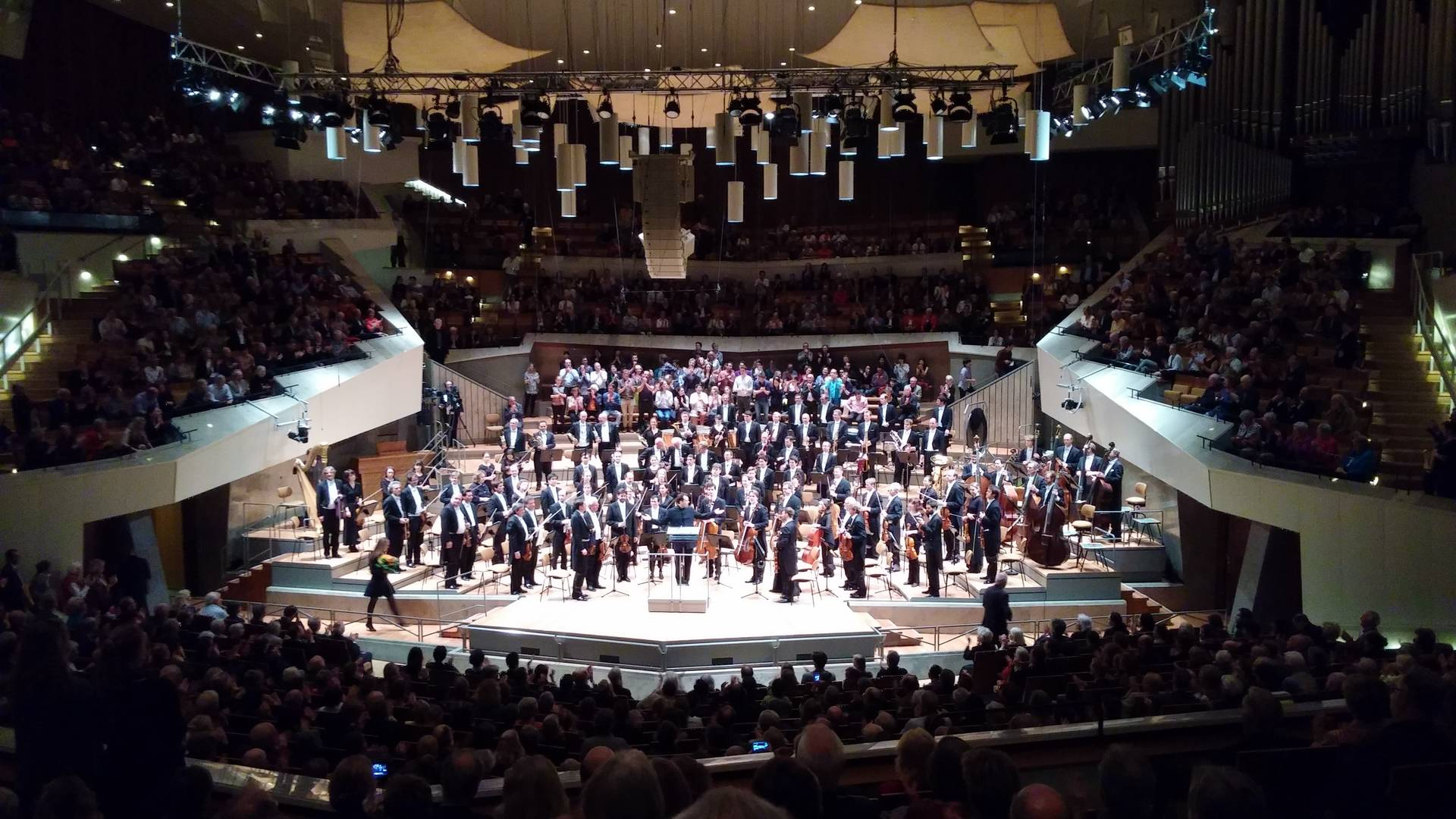 Berliner Philharmoniker with Andris Nelsons