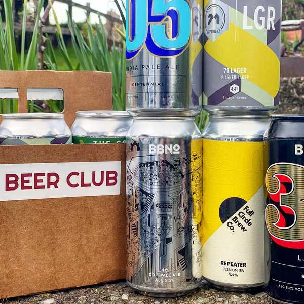 Outstanding weather this weekend, hope you were able to get out and enjoy it. In other great news the April Beer Box is here - a selection of light and bright beers to celebrate spring. 3 beers from Brew By Numbers -  a lager, pale ale, and IPA. A session IPA by Full Circle Brew Co, and pilsner from 71 Brewing.  In past months we've usually had a Scottish beer (or even all Scottish beers) and we've decided to include at least 1 Scottish beer in every month's box going forward.  #beersubscription #craftbeerclub #beerandmovies #scottishcraftbeer #independentbottleshop #supportlocal