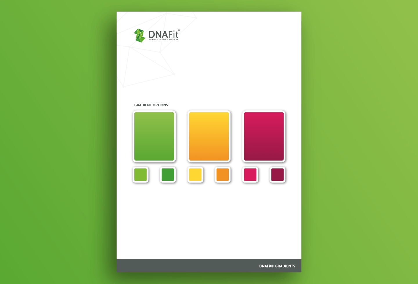 Color gradients