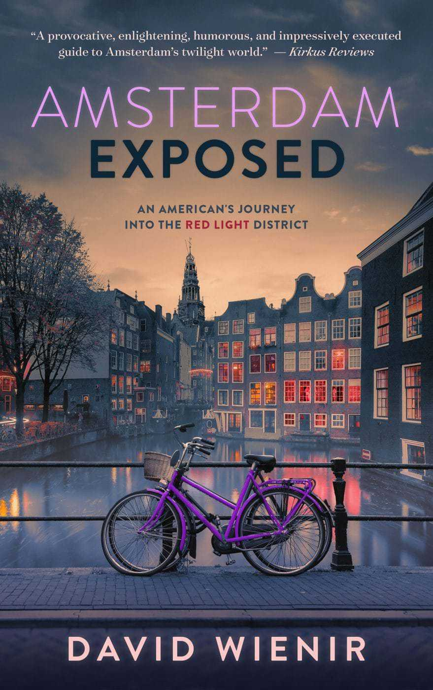 This is an excerpt from the book: Amsterdam Exposed, an American's journey into the red light district. By David Wienir.