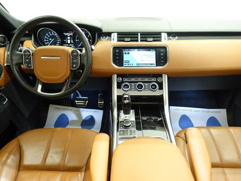 Land Rover Range Rover Sport 3.0 TDV6 259pk HSE Dynamic 7pers- Panoramadak, Leer, Softclose, Full afbeelding 10