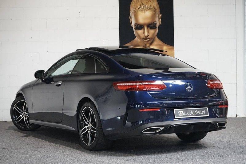 Mercedes-Benz E-Klasse Coupé 200 Premium Plus AMG, Pano, Burmester afbeelding 2
