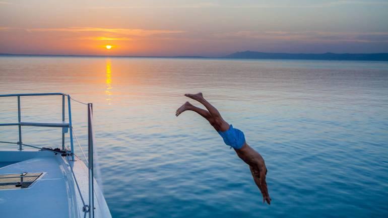 Beautiful Baklava With Yacht Rental In Turkey