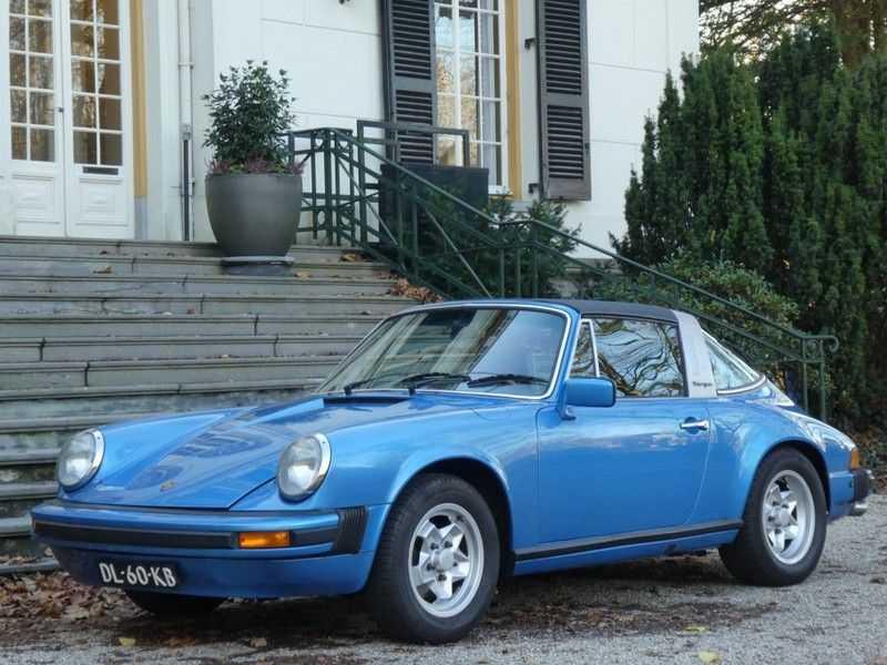 Porsche 911 3.0 SC Targa, Nederlandse auto, history compleet afbeelding 23