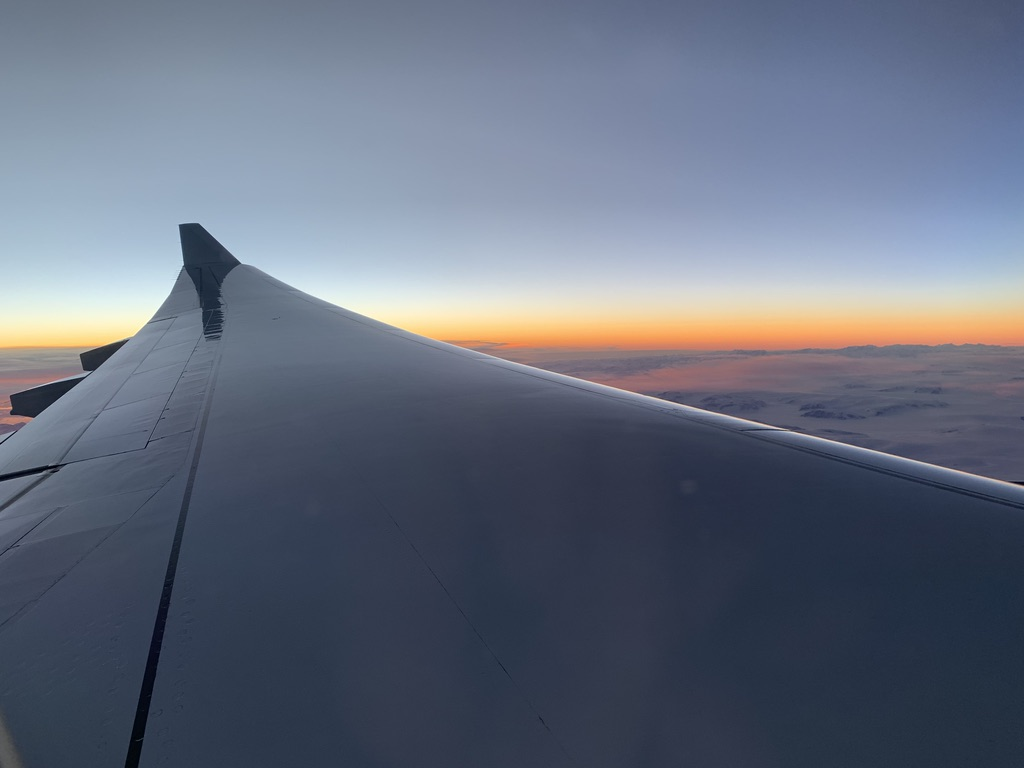 Seattle Flight