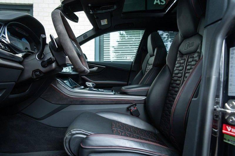 Audi RS Q8 4.0 TFSI Quattro, 600 PK, RS-Dynamic Plus Pakket, Keramiek, Keyless, Stoelventilatie, Pano/Dak, BTW, Nw. Prijs €252K!! afbeelding 11