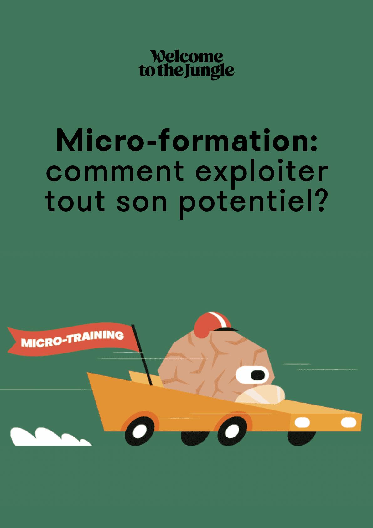 Micro-formation : comment exploiter tout le potentiel de ses salariés ?