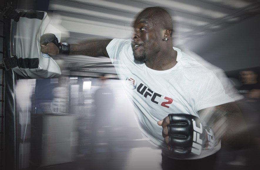 EA SPORTS - UFC2