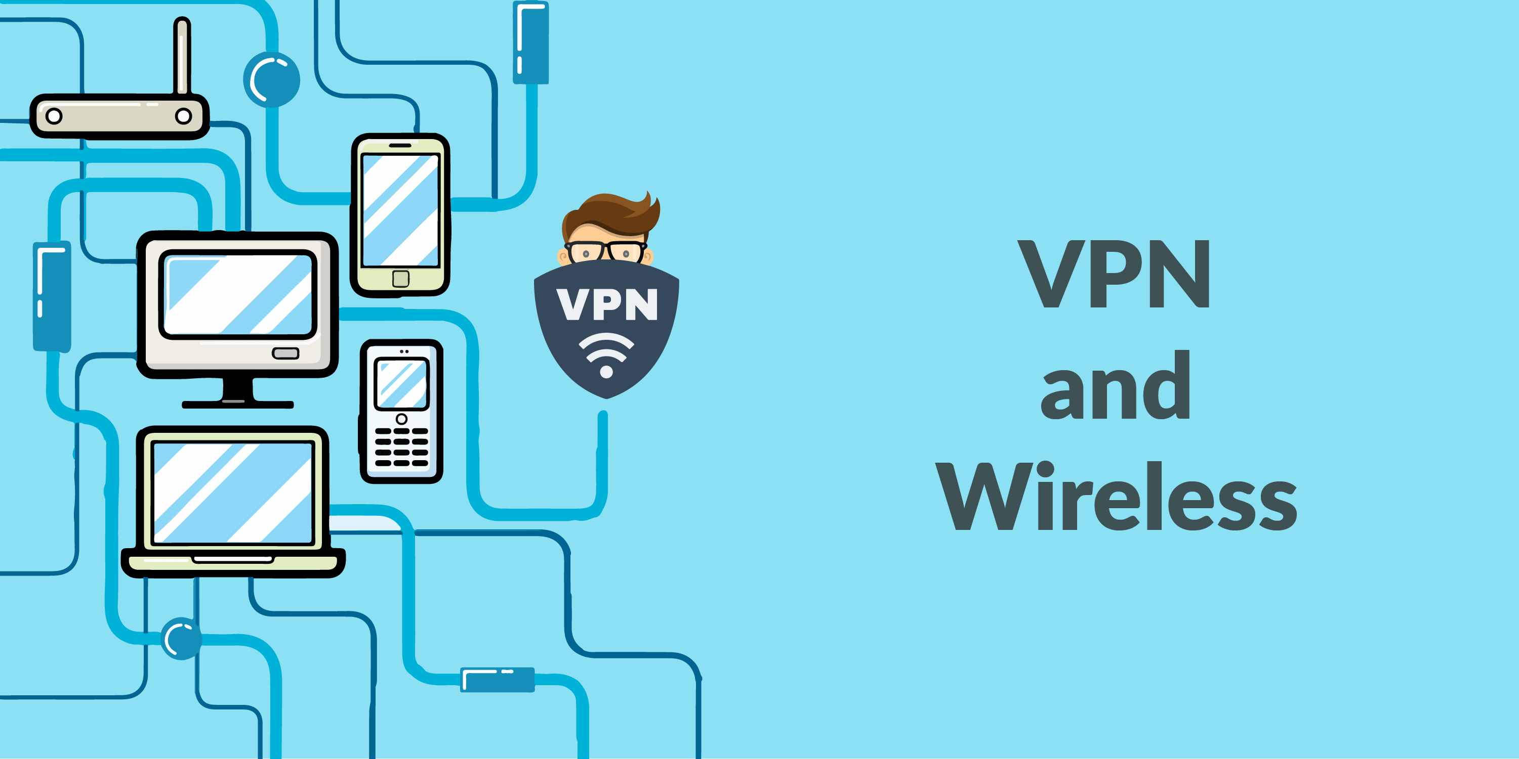 vpn and wireless