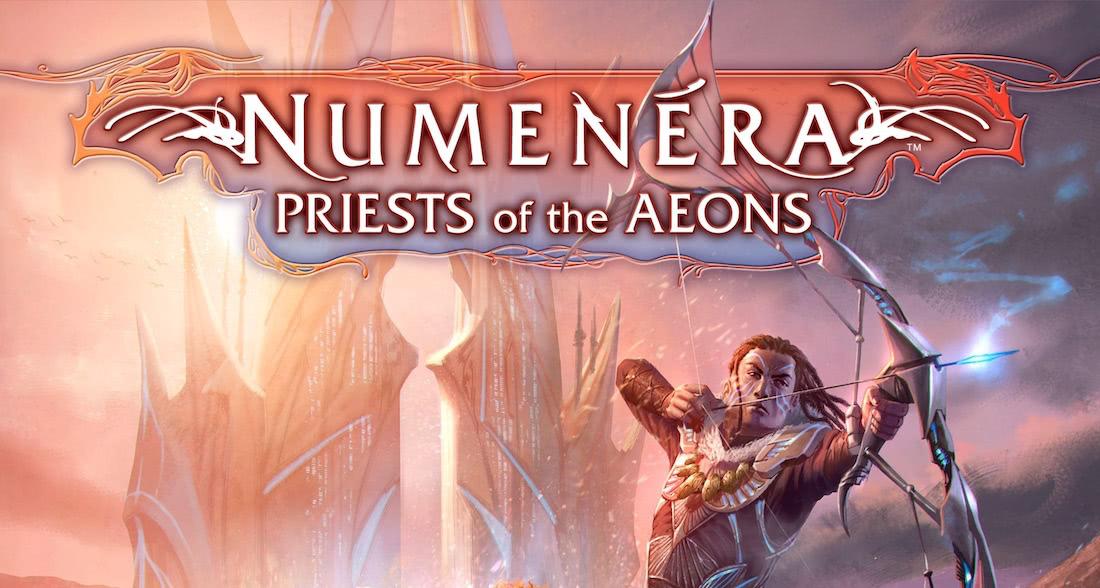 Priests of the Aeons by Sean K. Reynolds