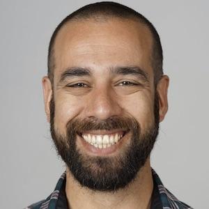Portrait photo of Harris