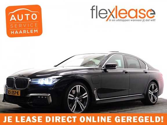 BMW 7 Serie 740e iPerformance Individual M-Sport 326pk Aut8- Full options!