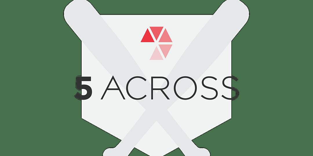 5 Across - Lexington Entrep Day Edition