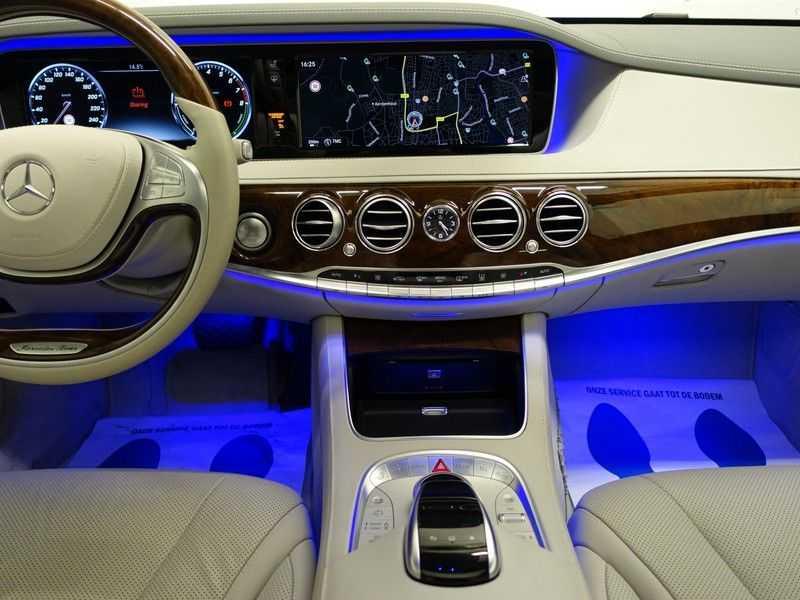 Mercedes-Benz S-Klasse 500 PLUG-IN HYBRID Lang 334pk AMG Ed Aut Pano, Head-up, Full options afbeelding 4