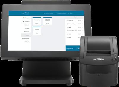 Compatível com todas as impressoras e outros equipamentos