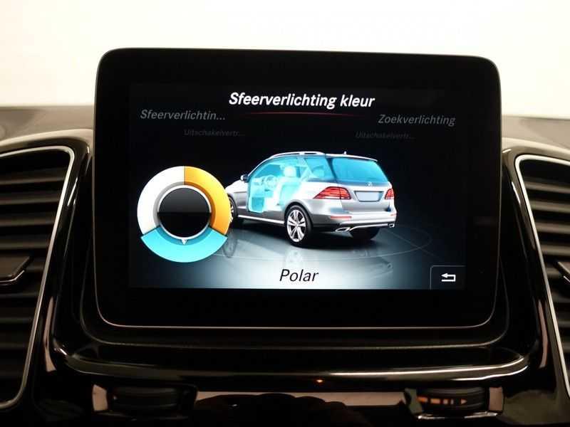 Mercedes-Benz GLE 500 e 4MATIC AMG 334pk Sport Ed Aut- Pano, Leer, 360 Camera, Massage afbeelding 11