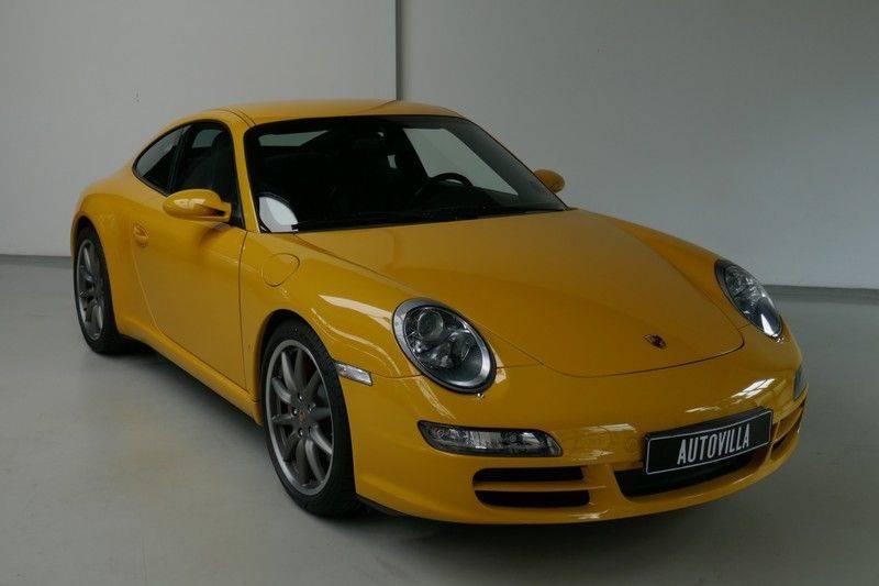 Porsche 911 3.8 Carrera S Handgeschakeld afbeelding 3