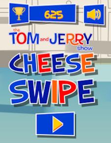 Tom & Jerry Cheese Swipe