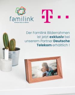 Familink exklusiv bei der Deutschen Telekom erhältlich