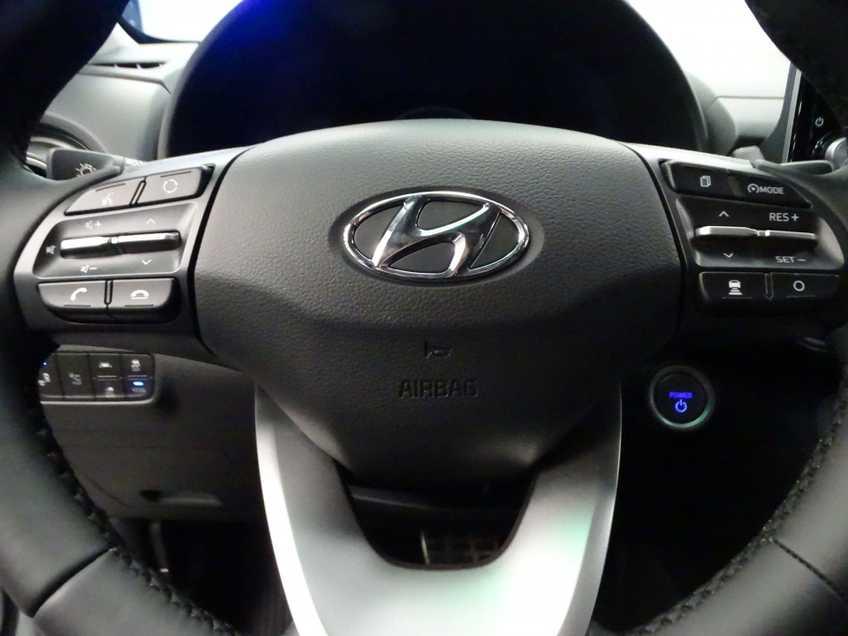 Hyundai Kona EV Premium 64 kWh Ex BTW 4% Bijtelling Leder Navi HUD Clima Camera afbeelding 6