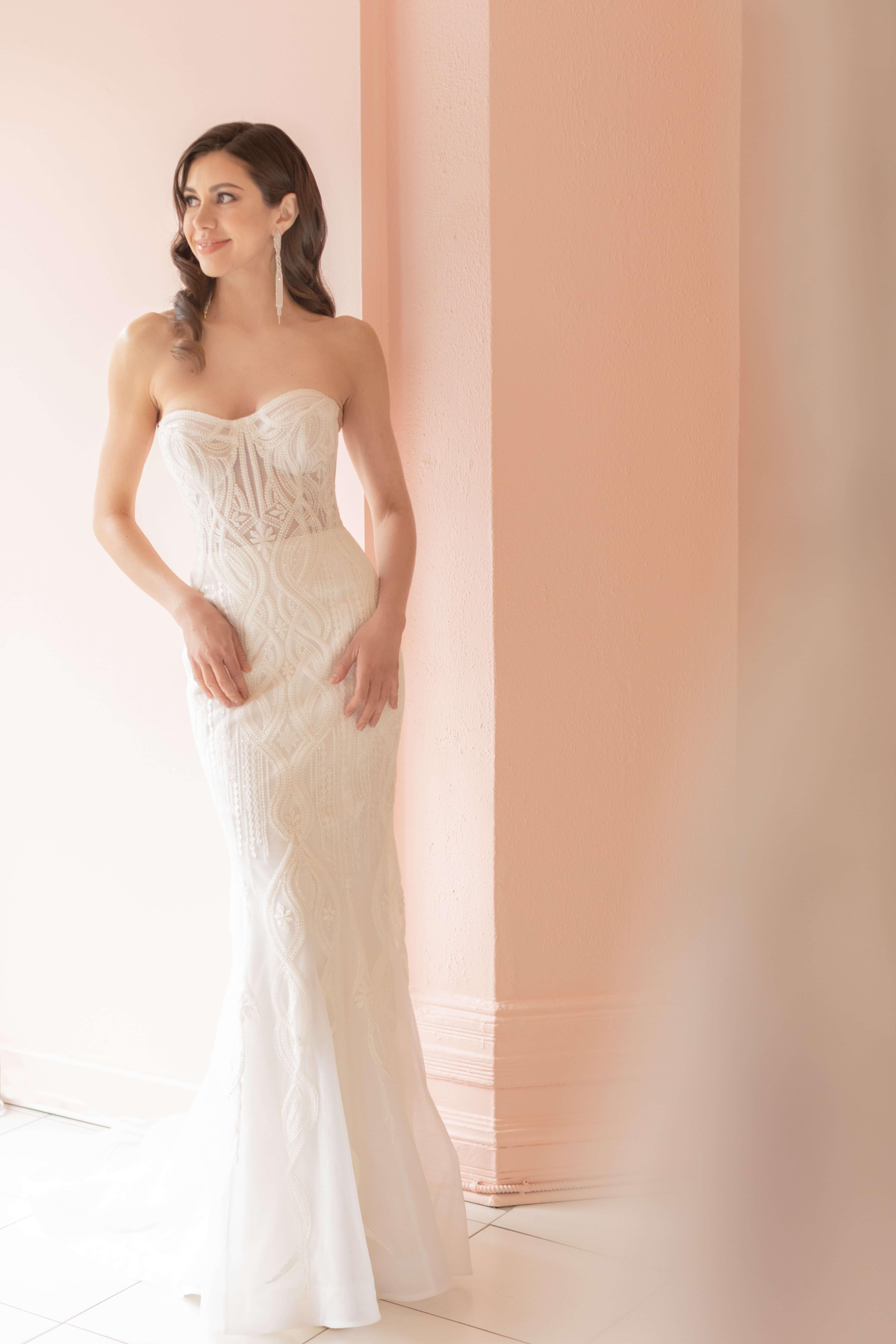 lilia haute couture mermaid wedding dress elegant wedding gowns montreal