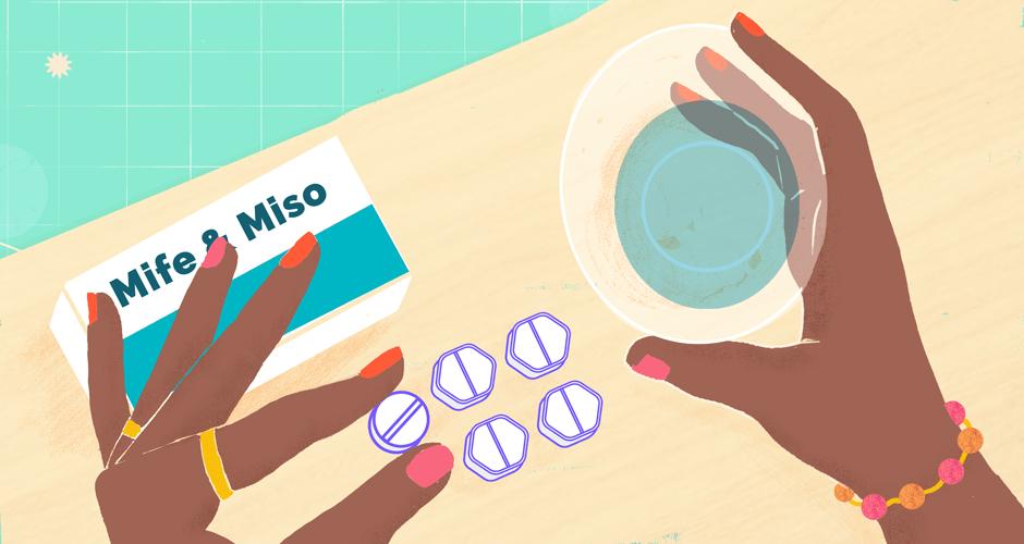 Abortion with Mifepristone and Misoprostol Protocol