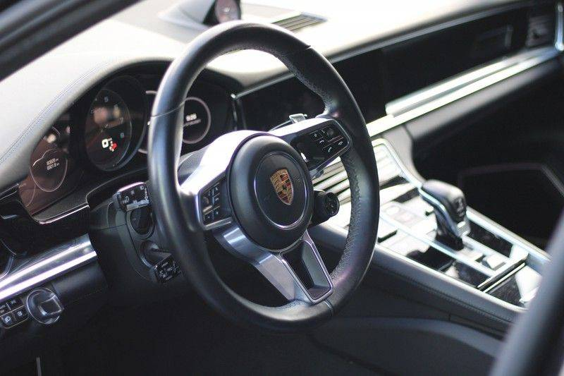 Porsche Panamera 4.0 Turbo Bose, Sportdesign, Pano, Rear seat entertainment afbeelding 5