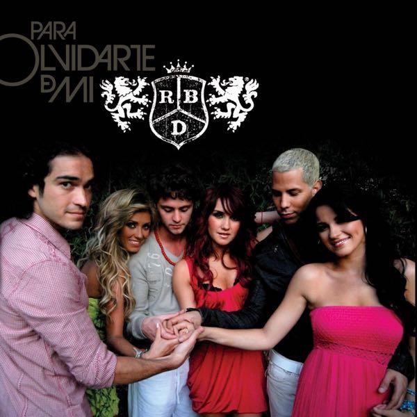 album art for Para Olvidarte De Mi by RBD