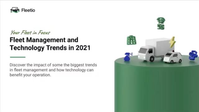 Fleet trends 2021