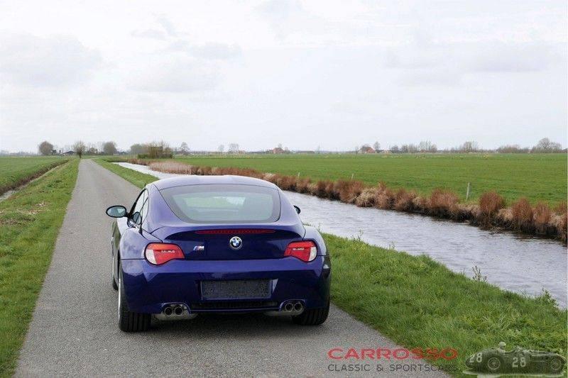 """BMW Z4 Coupé 3.2 M Xenon, 18""""LM, 65.683 km, Interlagos Blauw-Metallic afbeelding 7"""