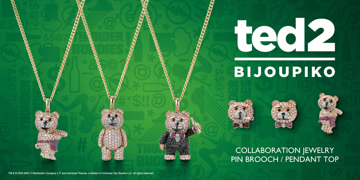 Ted 2 x G.T.B.T
