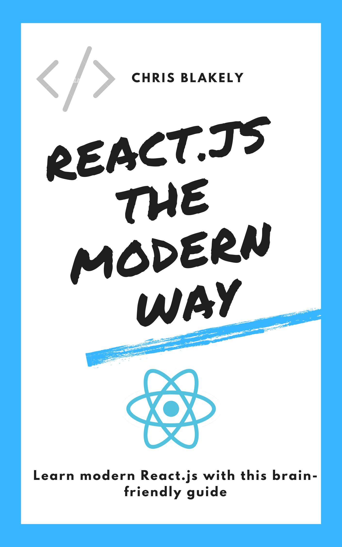React the modern way ebook