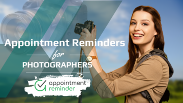 Photographers and Photography Studios | AppointmentReminder.com