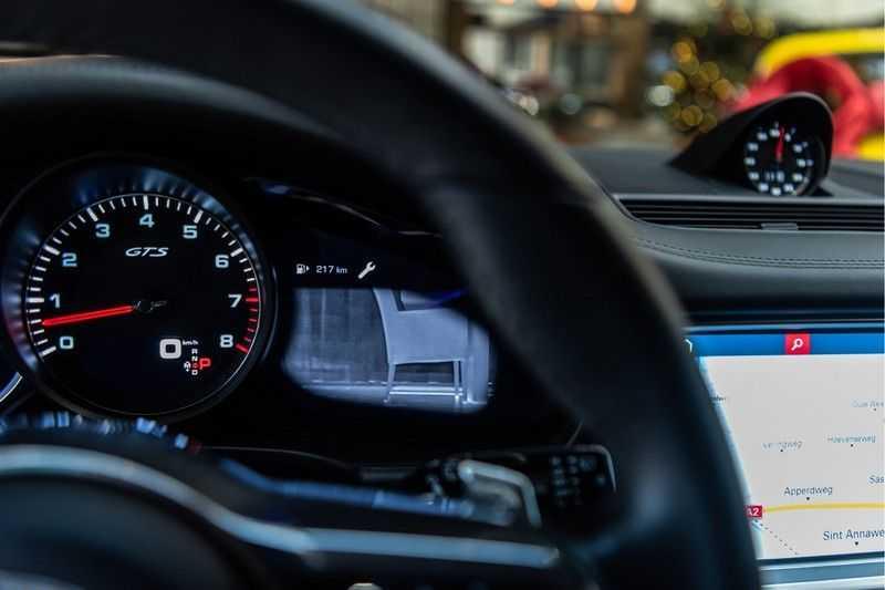 Porsche Panamera Sport Turismo 4.0 GTS   Innodrive   Panorama   Burmester   Head Up Display   NP 229.000 afbeelding 13