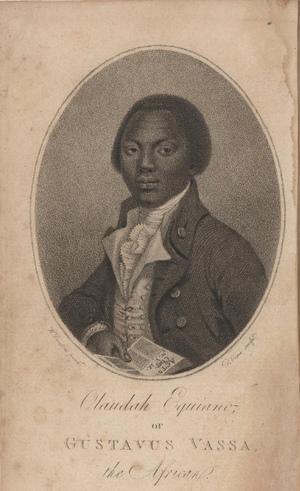 Olaudah Equiano, slave memoirist