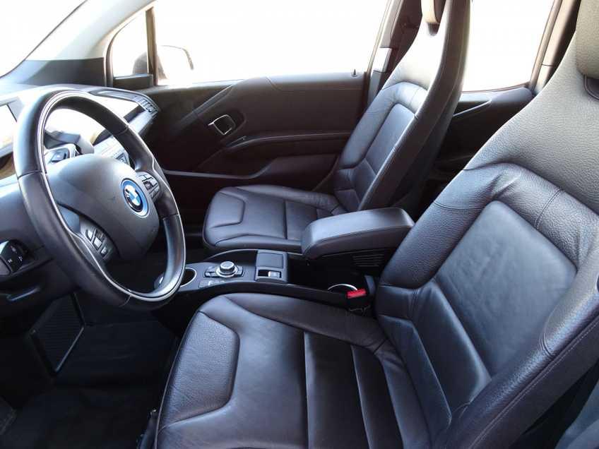 BMW i3 Basis Comfort Advance 22 kWh Marge Warmtepomp Navigatie Clima Cruise Panorama *tot 24 maanden garantie (*vraag naar de voorwaarden) afbeelding 6