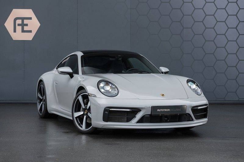 "Porsche 911 3.0 Carrera Sport Design Pack, ACC, Lifting, Pano, Sportuitlaat, Klimaatstoelen, 21"", PPF, SportChrono, Nightvision, BOSE Surrou afbeelding 6"