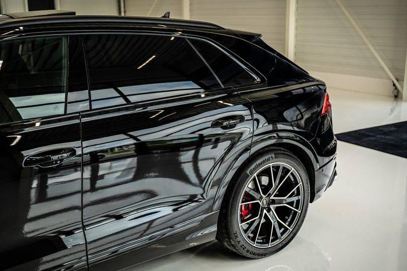 Audi SQ8 4.0 TFSI quattro | Bang & Olufsen | HUD | Leder valcona met ruit | Stoel massage | Alcantara | Nachtzicht | PANO | afbeelding 11