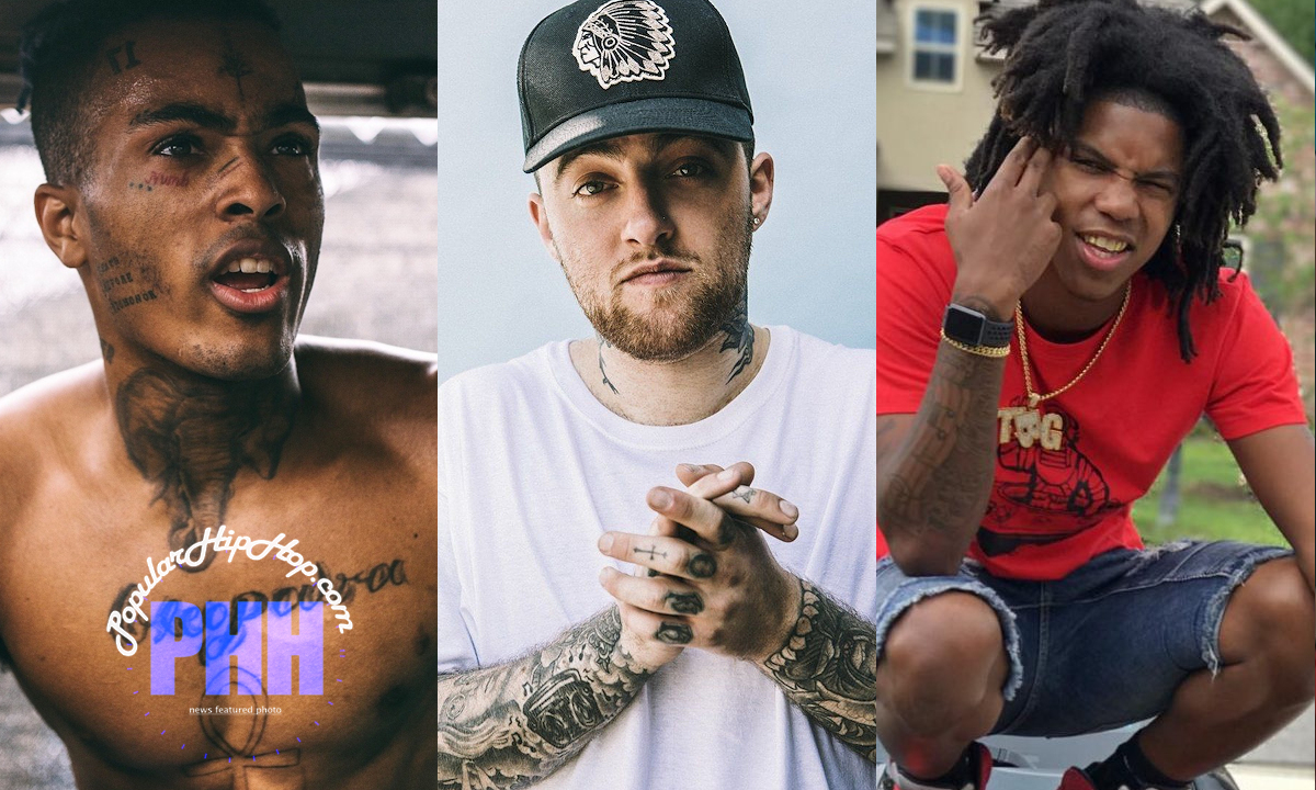 Popular Rap Music Artists that died in 2018