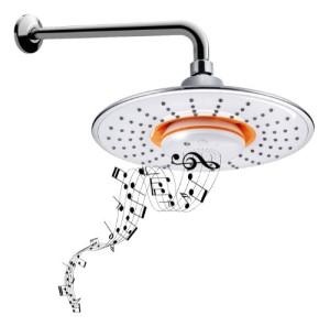Bidet4me Msh-10 Musical Showerhead Waterproof