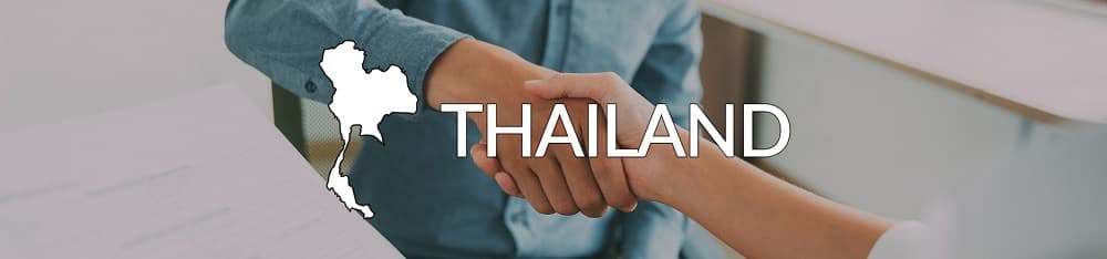 Working in Thailand banner